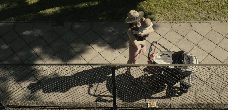 film balkonowy